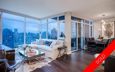 Yaletown Condo for sale: The Mark 1 bedroom 800 sq.ft.