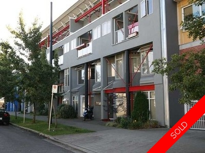 Mount Pleasant VE Condo for sale:  1 bedroom 650 sq.ft. (Listed 2012-12-10)