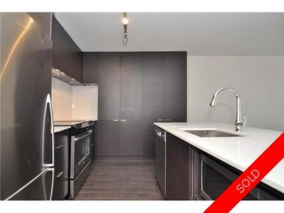 Pemberton Heights Condo for sale:  1 bedroom 601 sq.ft. (Listed 2011-08-06)