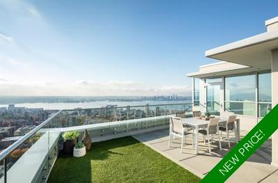 Central Lonsdale Penthouse for sale: Centreview 2 bedroom 1,450 sq.ft.