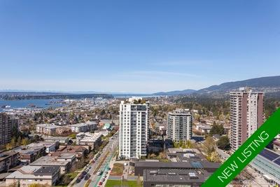Central Lonsdale Centreview Condo for sale: 2 Bedrooms+Den 1,825 sq.ft.